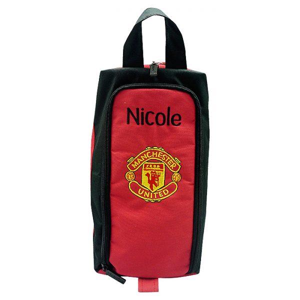 Oscar Shoe Bag - Manchester United 1