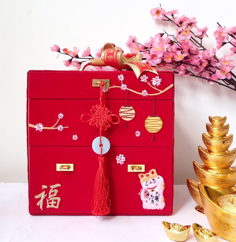 Chinese New Year Jessy Box
