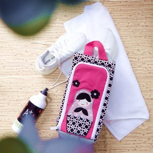 oscar shoe bag matryoshka doll