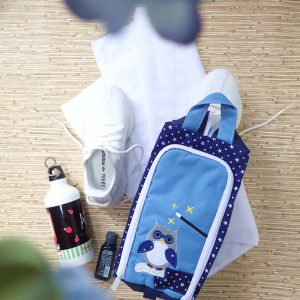 oscar shoe bag magician blue