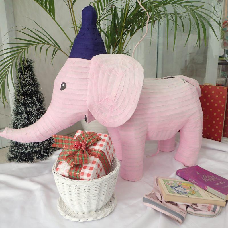 Pinata Pink Elephant