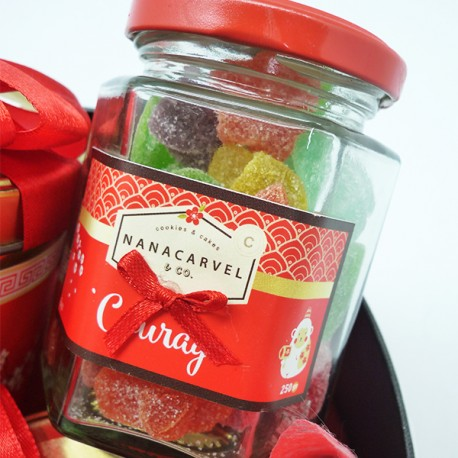 round-box-amelia with sugar jelly candy