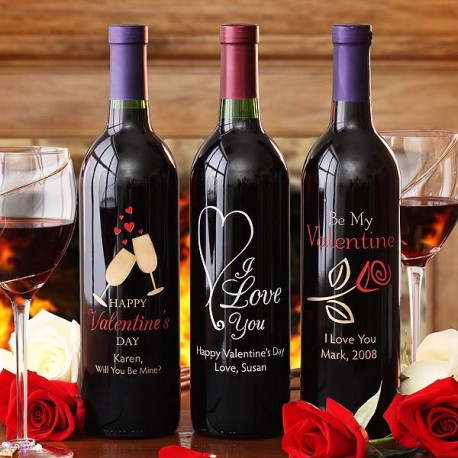 Valentine Wine Collection