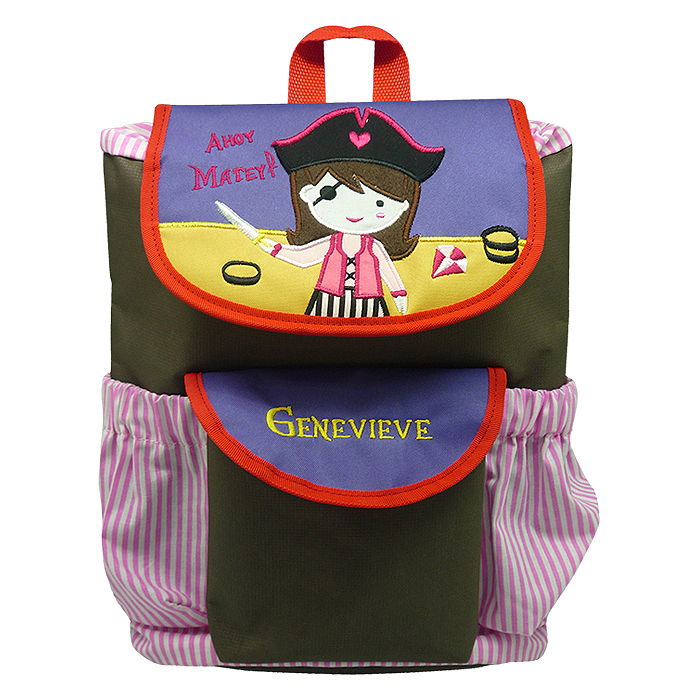 Backpack Annabel Pirate Girl