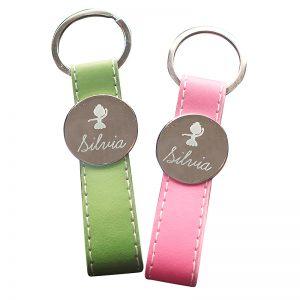 Jual Suvenir Gantungan Kunci Custom Grafir Ballerina - Char & Coll Gifts