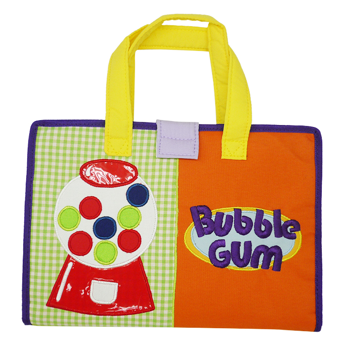 Art Bag Corat Coret Buble Gum
