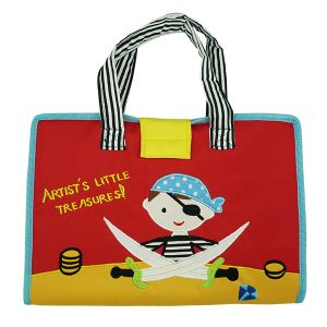 Tas Perlengkapan Lukis Art Bag / Drawing Bag Pirate