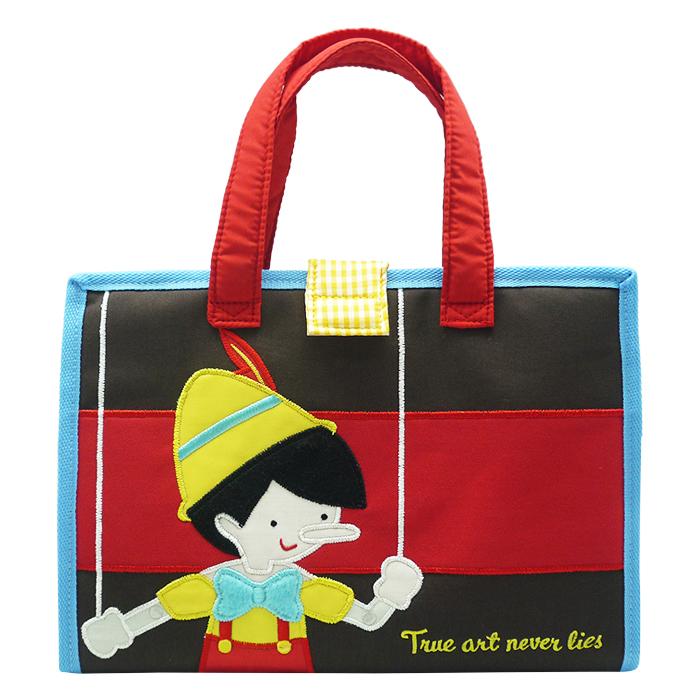 Art Bag Corat Coret Pinocchio