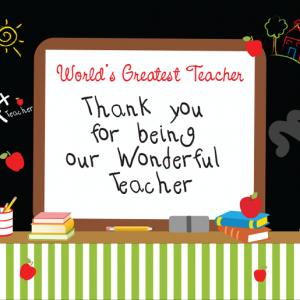 Jual Mouse Pad Hadiah Hari Guru Terbaik