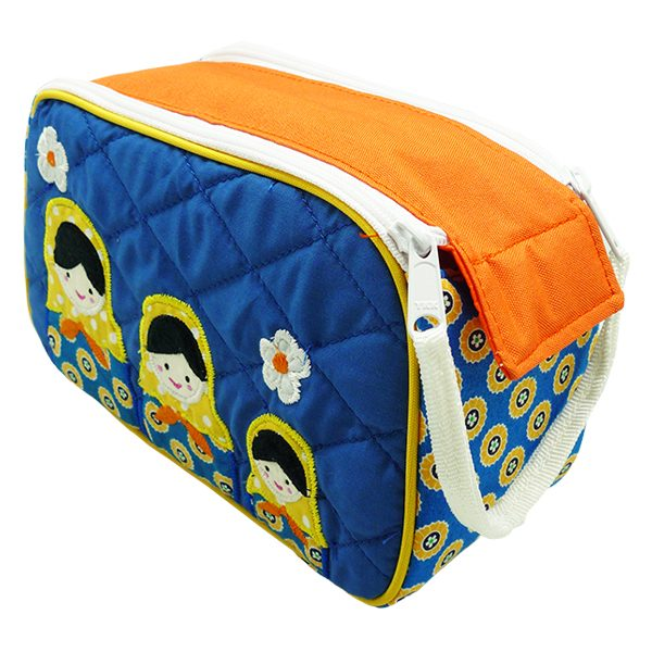 Tas Toiletries Nathan Boneka Matryoshka 2