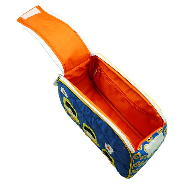 Tas Toiletries Nathan Boneka Matryoshka 4