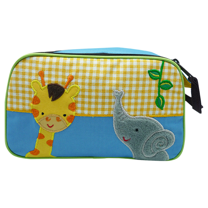Toiletries Bag Nathan Giraffe & Elephant