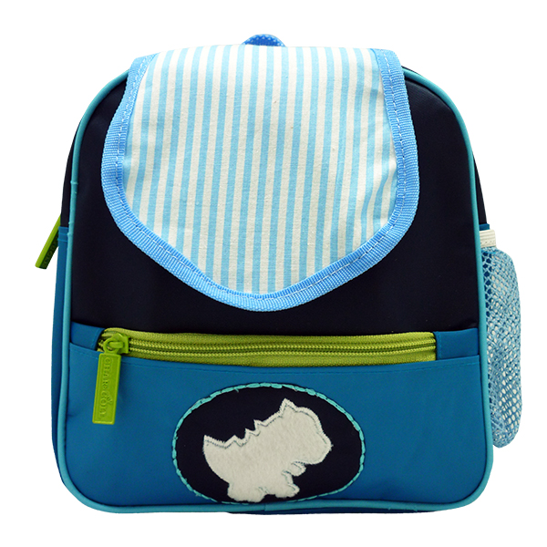Tiny Totes Backpack Silhouette Dino