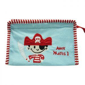 Tas Toiletries Segitiga Pirate