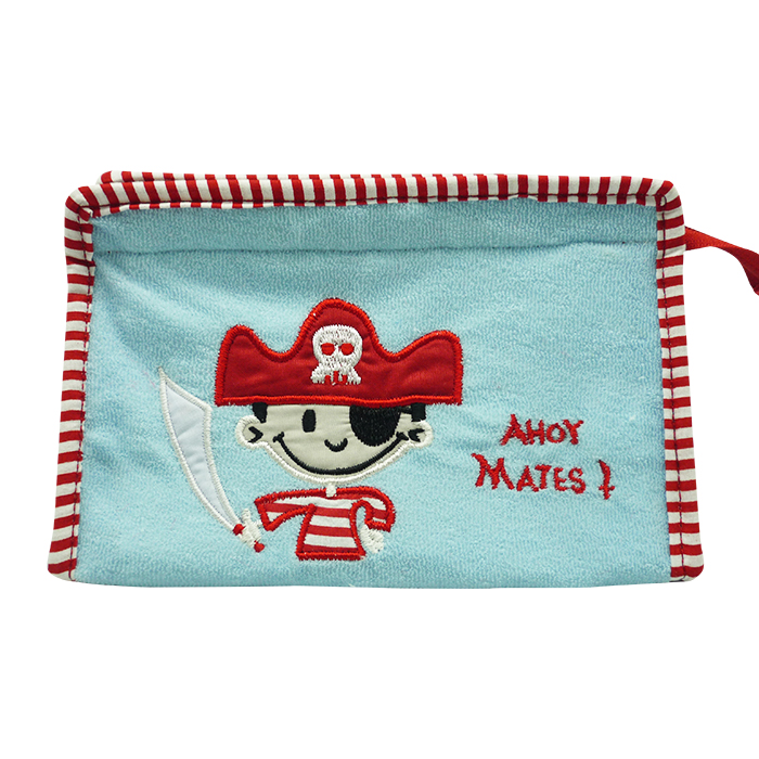 Toiletries Bag Triangle Pirate