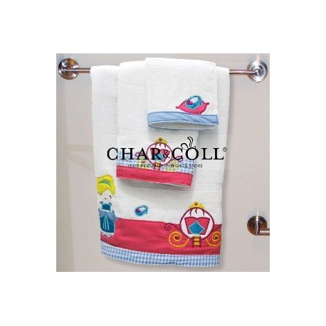 Towel Set Cinderella
