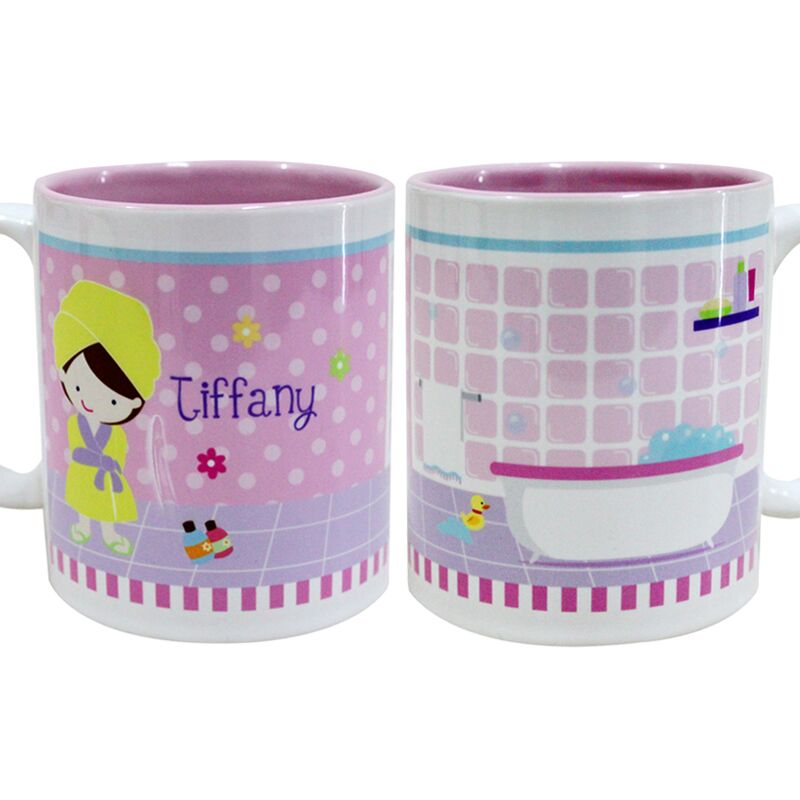 Coffee Mug Pink Spa