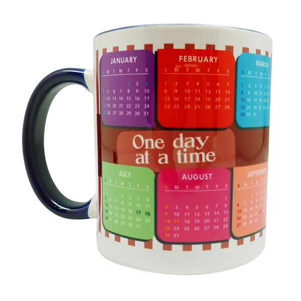 Coffee Mug Calendar