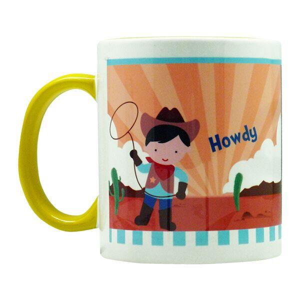 Coffee Mug Cowboy