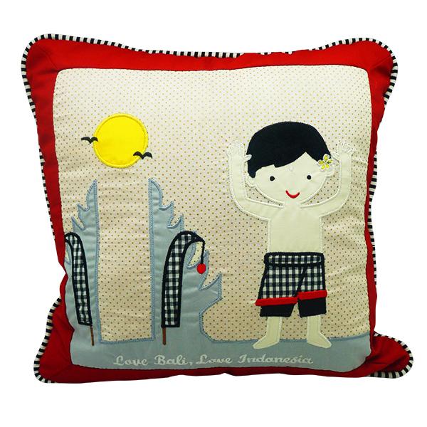 Cushion Bali Characters