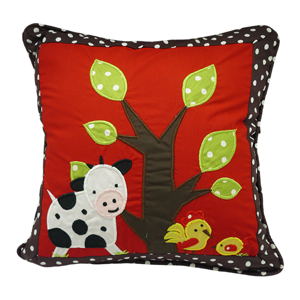 Cushion Barnyard