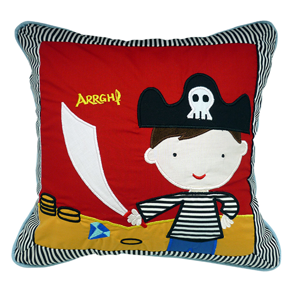 Cushion Captain Kidd