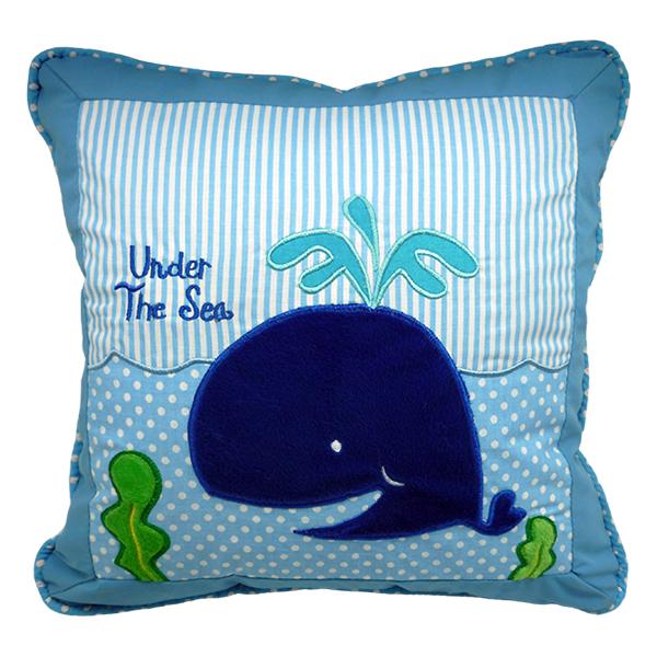 Cushion Whale