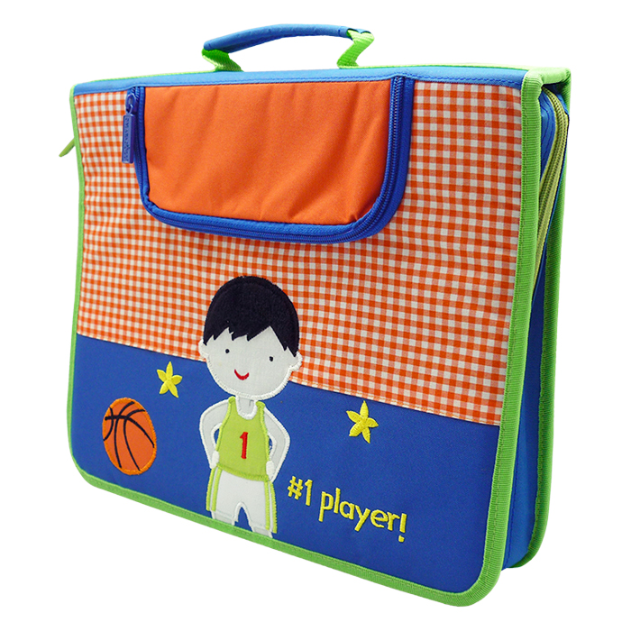 Portofolio Bag Felix Basket Boy