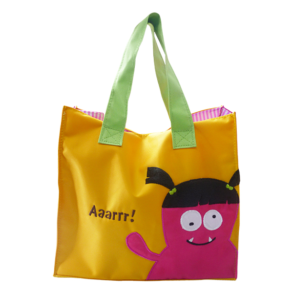 Kennedy Tote Bag – Monster Girl