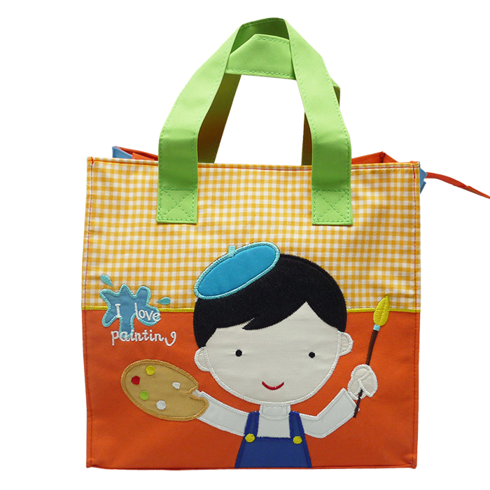 Kennedy Tote Bag – Painter Boy