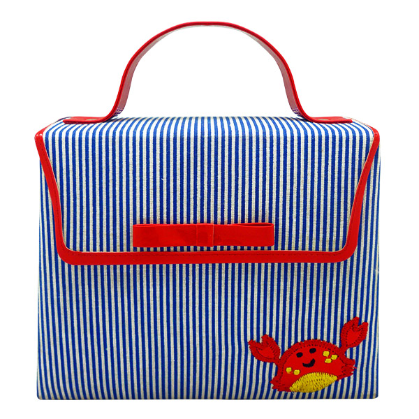 Hand Bag Mini Kelly Nautical