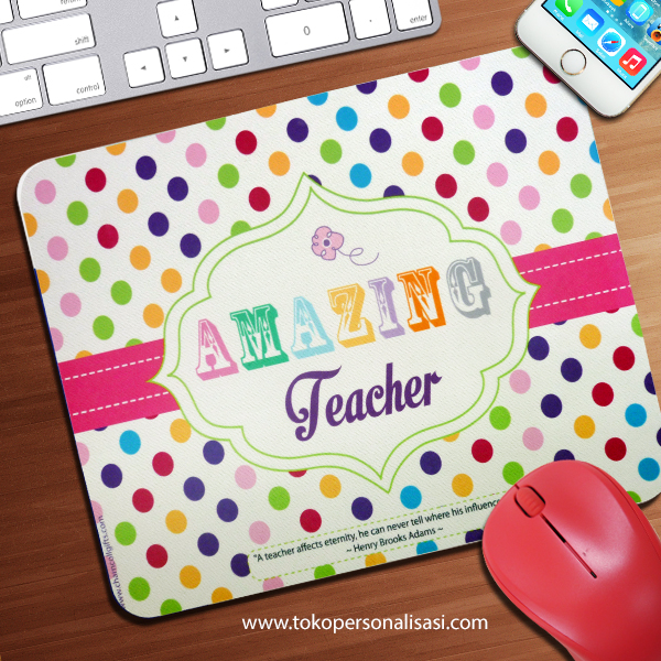 Mouse Pad Amazing Teacher