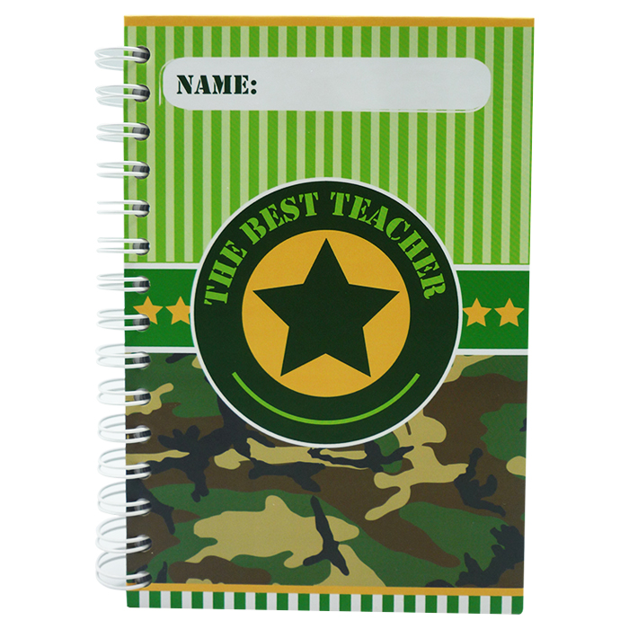 Notebook Army
