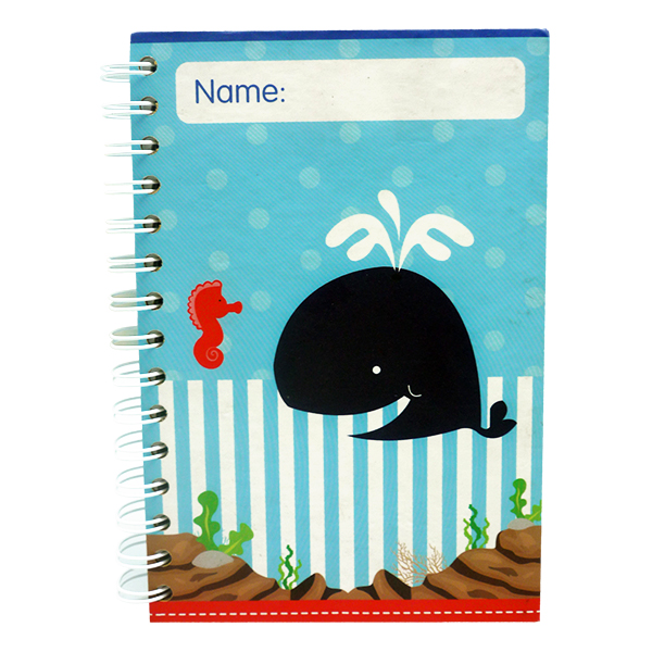 Notebook Whale
