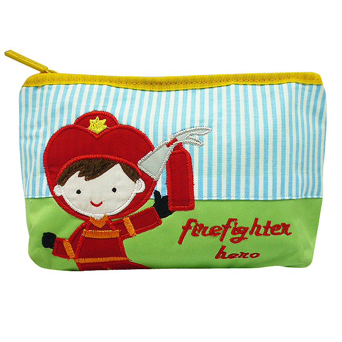 Pencil Pouch PP Original Fireman