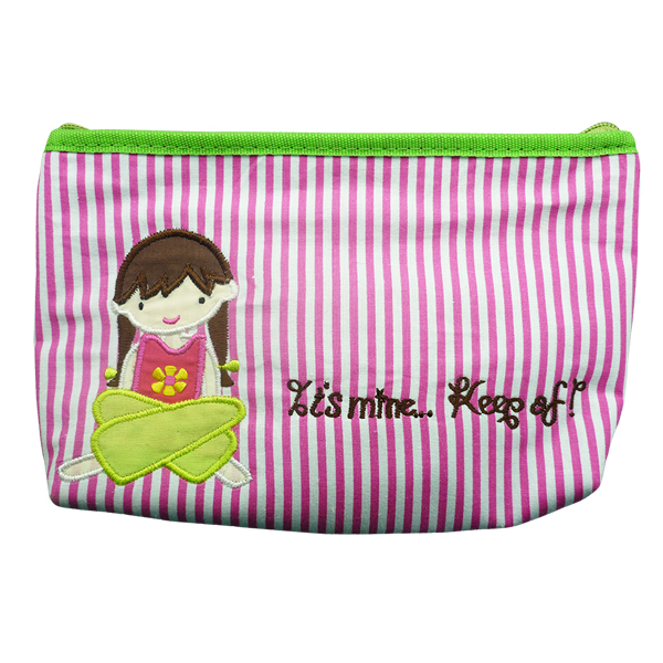 Pencil Pouch PP Original Sleepover Pink