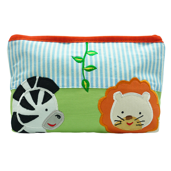 Pencil Pouch PP Original Zebra Lion