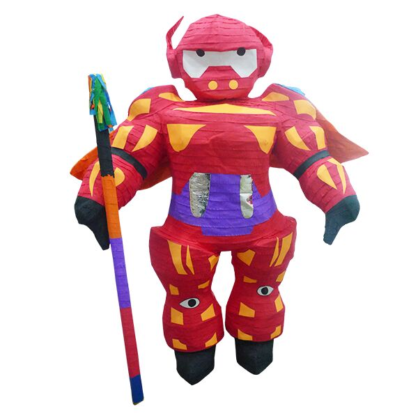 Pinata Baymax Red