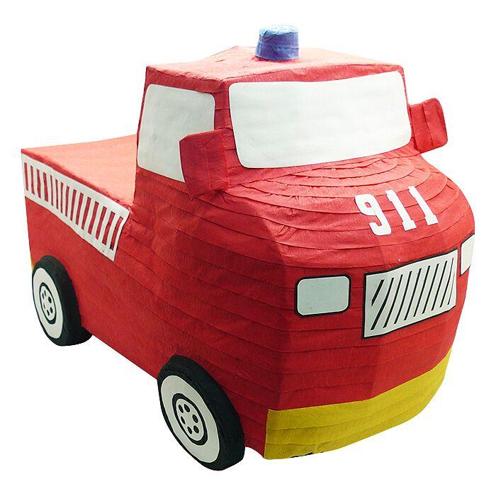 Pinata Fire Truck