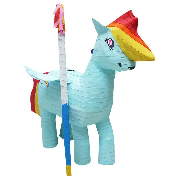Pinata Rainbow Dash