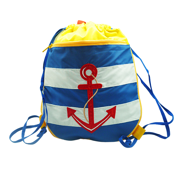 Swimming Bag Nautical