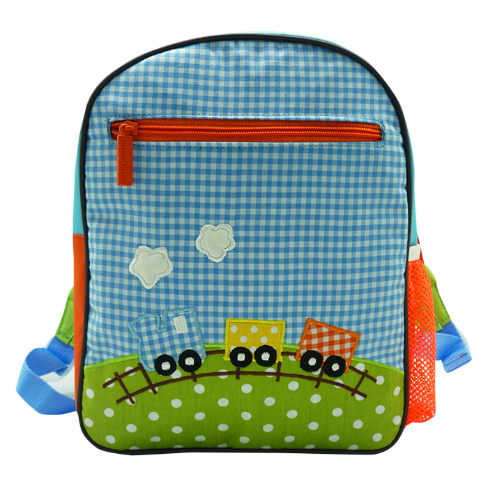 Toddler Small Backpack Choo Choo Train