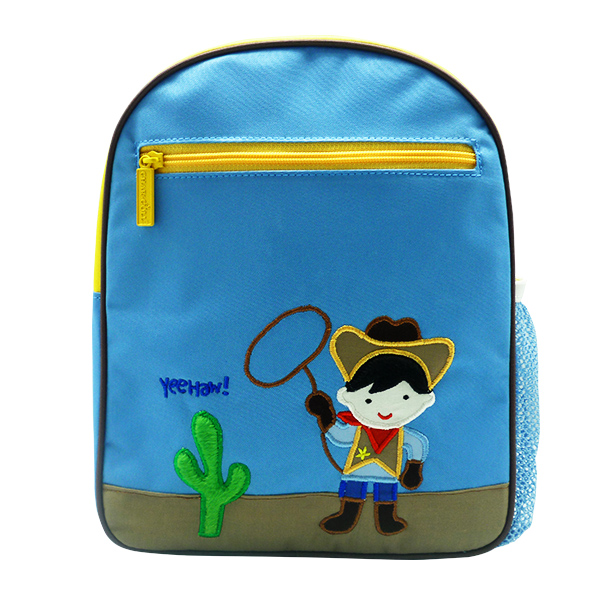 Toddler Small Backpack Cowboy