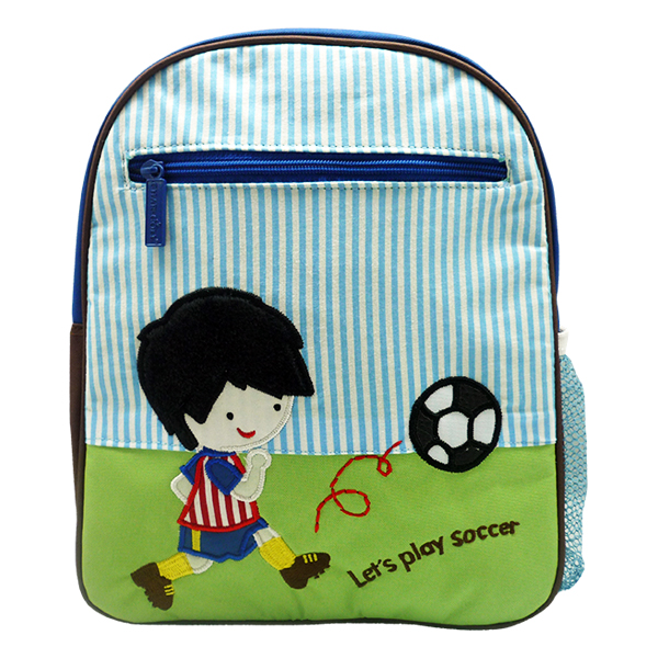 Toddler Small Backpack Soccer
