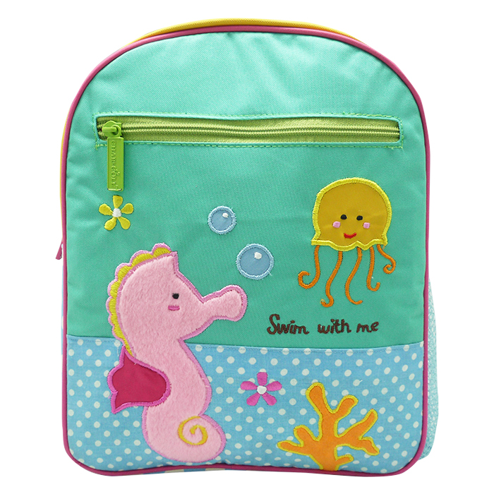 Toddler Small Backpack Sea Horse