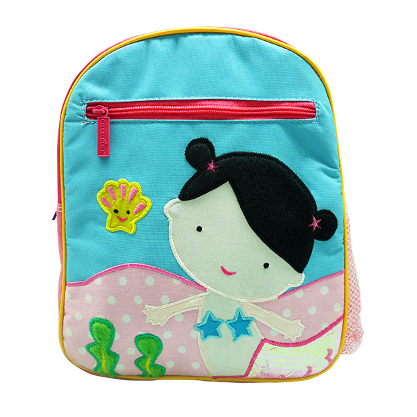 Toddler Small Backpack Mermaid