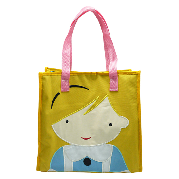 Tote Bag Mikkie – Bunny Alice in Wonderland