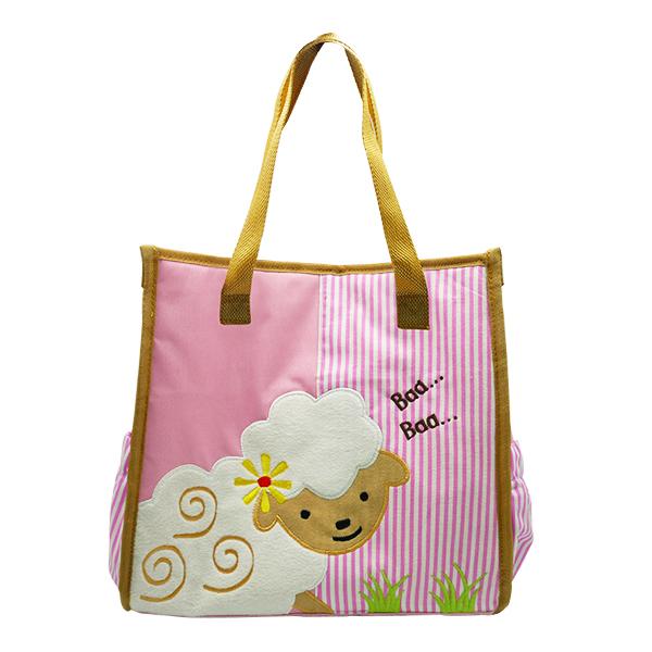 Tote Bag Mikkie – Barnyard Pink