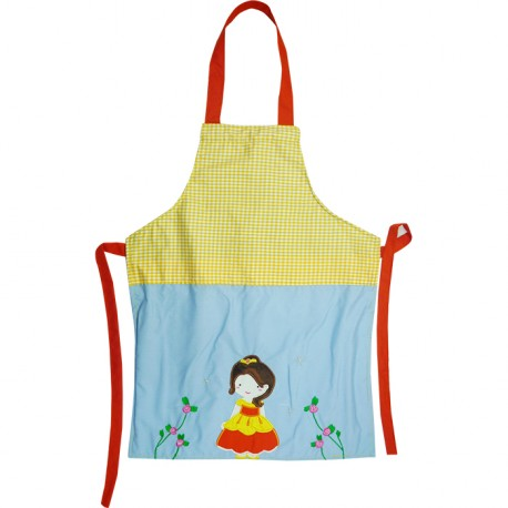 Apron Princess Belle