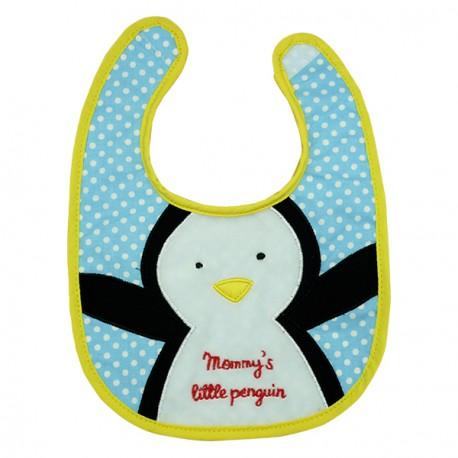 Baby Bib Penguin
